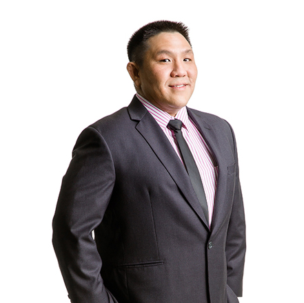 Mr Lin Weiwen Moses