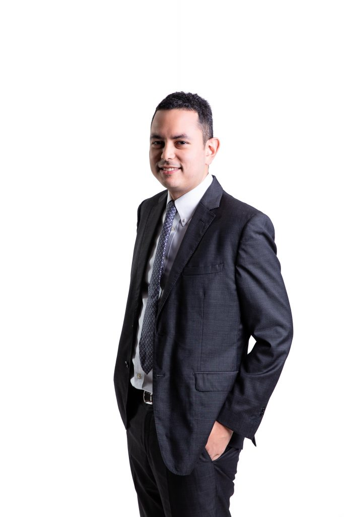 Mr Jordan Isac Deputy Chief Operating Officer