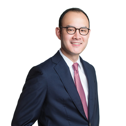 Mr Abram Suhardiman Chief Operating Officer