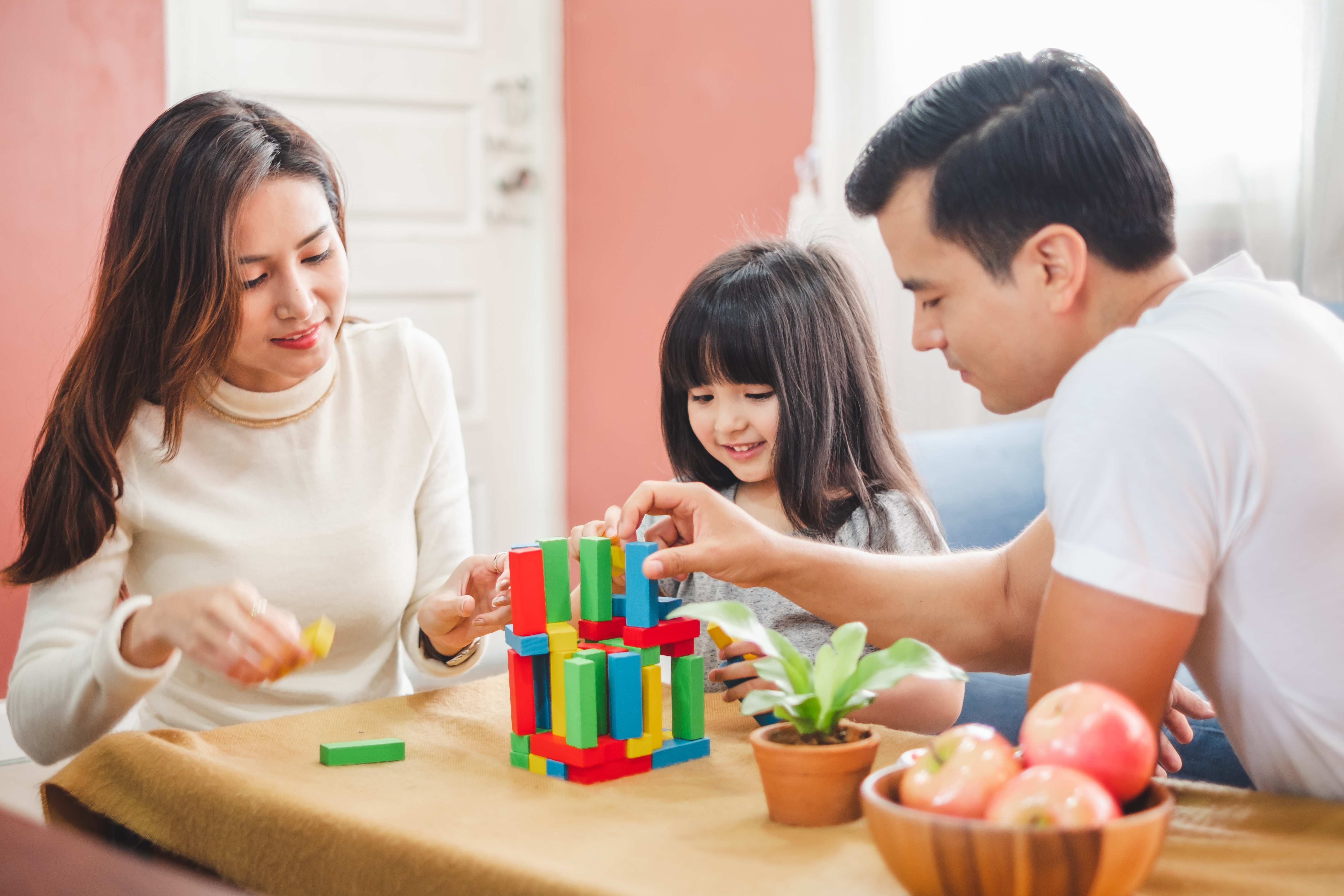 staying home activities for family image