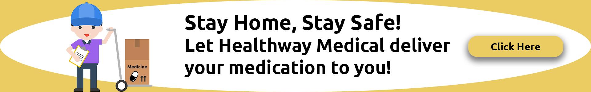 GP medication delivery