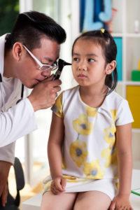 ear infection children