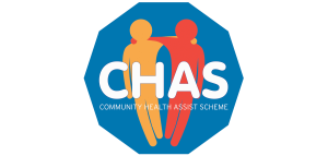 chas logo for gp family medicine page